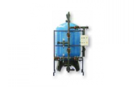 FILTRATION SYSTEMS - sand, carbon, deferization
