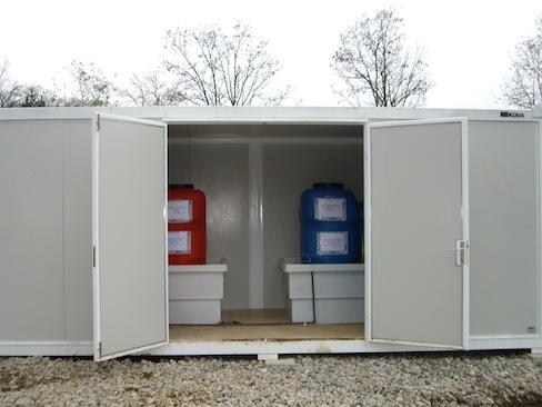 Uređaji i oprema za obradu vode Oprema i pogoni za pročišćavanje vode