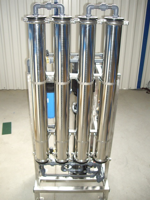Filters and equipment for water treatment Equipment and facilities for water purification