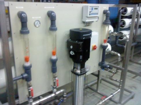 Filter und Anlagen für die Wasseraufbereitung