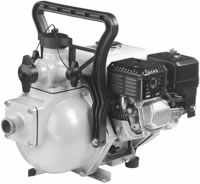 BLAZE - BLAZEMASTER SINGLE AND TWIN IMPELLER ENGINE DRIVEN PUMPS