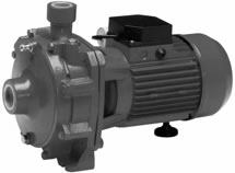 CB TWIN IMPELLER CENTRIFUGAL PUMPS