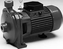 CM HORIZONTAL SINGLE-STAGE CENTRIFUGAL PUMPS