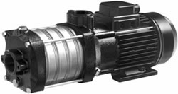 DHR MULTISTAGE CENTRIFUGAL PUMPS
