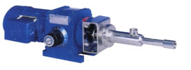 Dosing pumps for viscous liquids (Eccentric screw type)