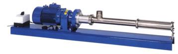 Horizontal eccentric screw pump JP-700 H