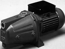 JET SELF-PRIMING CAST IRON JET PUMPS