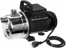 JET INOX SELF-PRIMING STAINLESS STEEL JET PUMPS