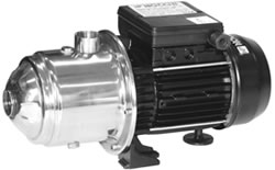 MCX MULTISTAGE CENTRIFUGAL PUMPS