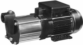 MULTINOX MULTISTAGE CENTRIFUGAL PUMPS