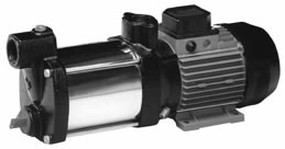 MULTINOX A SELF-PRIMING MULTISTAGE CENTRIFUGAL PUMPS