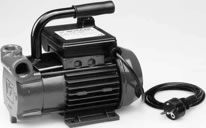 PGA - DELTA OIL SELF-PRIMING LIQUID RING PUMPS FOR DIESEL TRANSFER