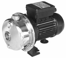 SSCX CLOSE-COUPLED, SINGLE-IMPELLER CENTRIFUGAL PUMP