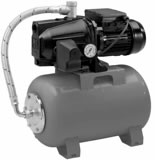 WATERPRESS BOOSTER SET WITH ONE PUMP