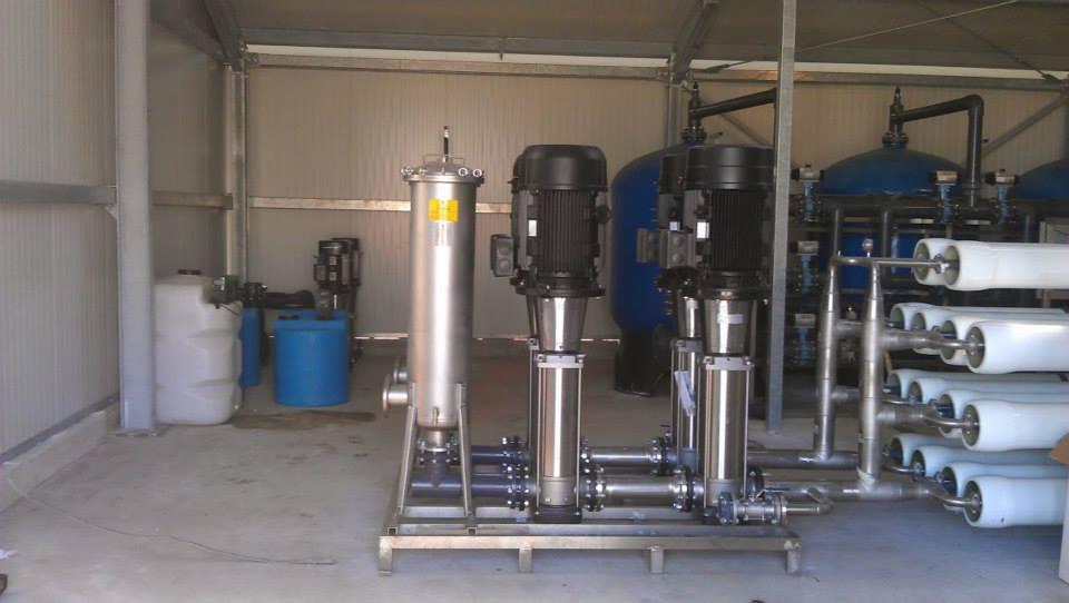 Izgradnja najvećeg postrojenja za desalinizaciju bočate vode na Jadranu