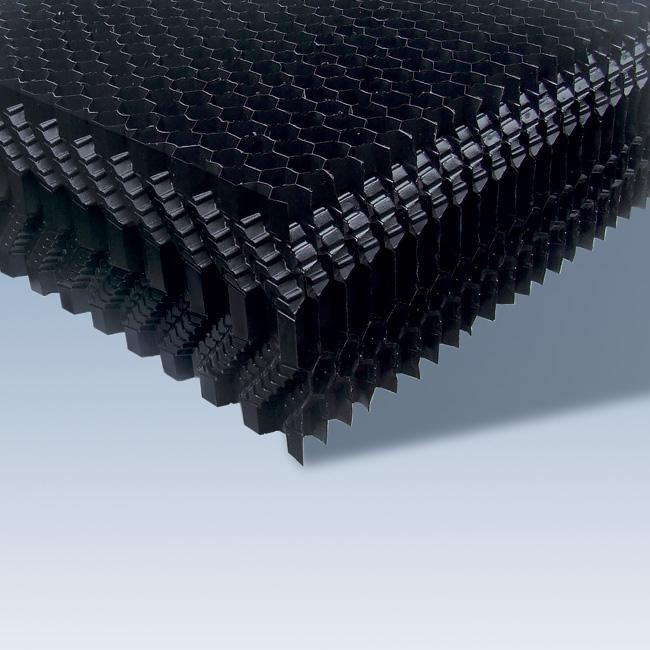 Füllungen für die Türme - Honeycomb