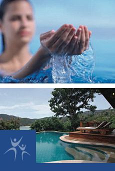 Pools und Wellness