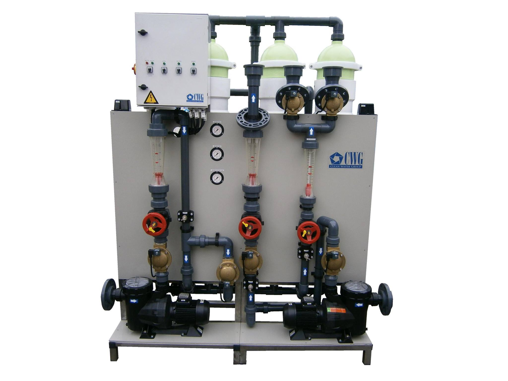 CWG - ultrafiltration of water